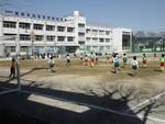 2013 2/24 6年生京西卒業試合 VS松ヶ丘