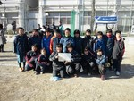 2013 2/24京西卒業試合 準優勝! 楓MVPメダル!
