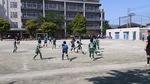 2013/04/27 春季学年別 3年生大会vs笹原