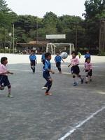 2013/07/28 2年生vs桜FC