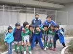3年生駒沢小練習試合