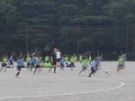 2年生 8/24 vs弦巻FC