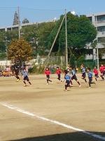 2013/10/14 たまがわリーグ 2年生×尾山台