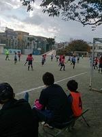 2年生VS尾山台at尾山台小学校