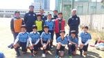 2014/03/23 「たまがわリーグ」最後の6年生大会