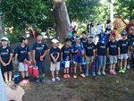 2014/6/15 3年生公式戦vsINAC @笹原小学校