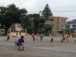 2014/07/06  U-10リーグ  4年生VS城山