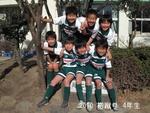 2010 初蹴り 4年生