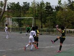 2015/05/24 たまがわリーグ5年生大会 5年生 vs 桜町、なかまち