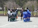 3・27 新人戦 vs山野FC