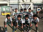 2011 初蹴り 5年生