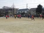 2013初蹴り コーチOBチーム