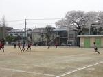 卒業試合vs尾山台3.23