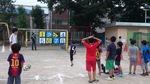 2013/07/13 夏祭りキックターゲット