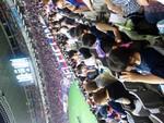 3年生 FC東京 VS 大分トリニータ 観戦中♪