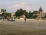 2013/9/22 1,2年生練習試合×FC.JIUSTI
