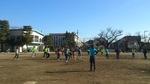2014 初蹴り ママサッカー