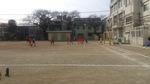 2014/03/09卒業記念試合vs成城クリッパーズ