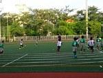 2014/6/14 3年生練習試合vs立会D @立会小学校