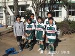 2010 初蹴り 5年生
