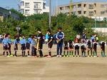 2014/10/19 たまがわリーグ3年生×桜町・京西・なかまち