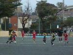 U10リーグ 4年生vs祖師谷