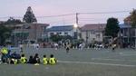 2014/11/09 U10 vs GIUSTI Jr.