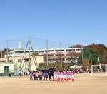 2014/11/23 1年生vs二子玉川