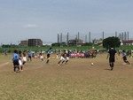 2016/05/15 U12 vs八幡山@二子緑地