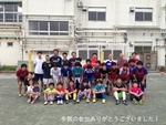 2016/8/28 OB交流サッカー ありがとうございました!