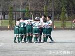 3・27 新人戦Cブロック3位決定戦 vs二子玉川