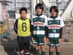 2011 初蹴り 6年生