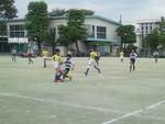 2012.10.27. 高学年練習試合 vs京西